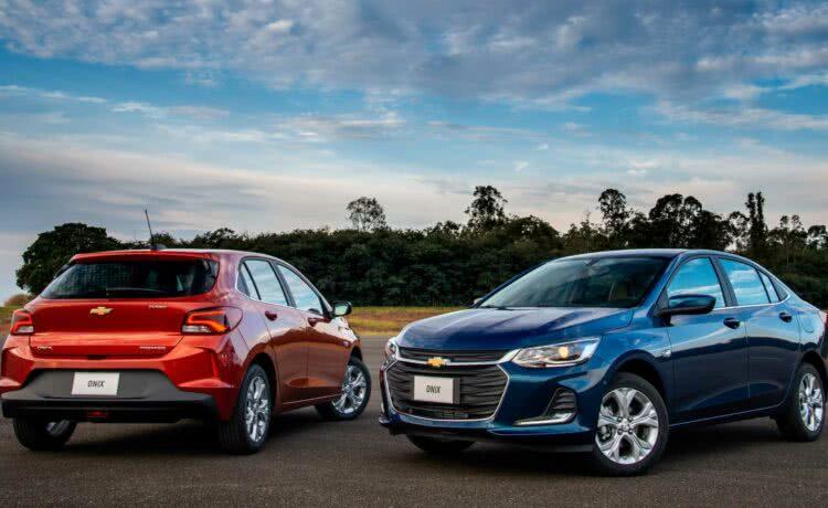 Carros mais vendidos agosto 2021