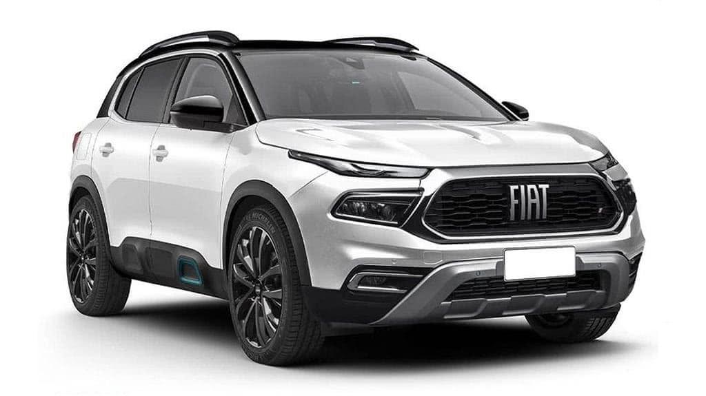 FIAT TORO PCD 2022