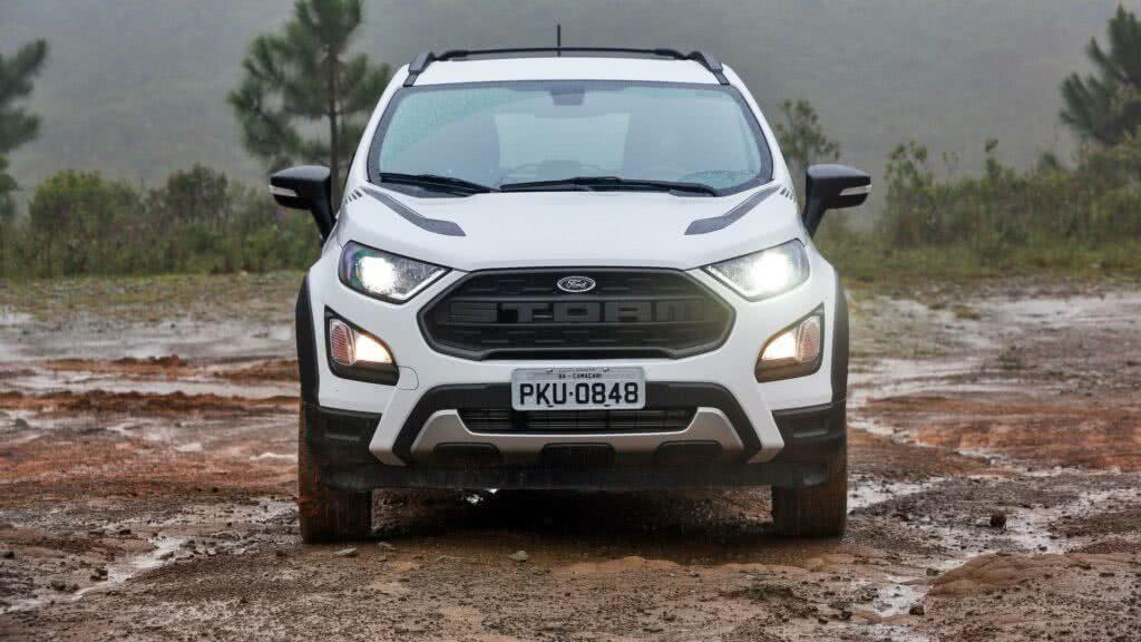 Ford Ecosport 2022