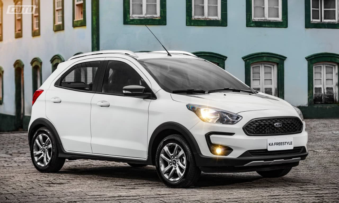 Ford Ka 2022