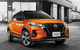 Nissan Kicks PCD 2022