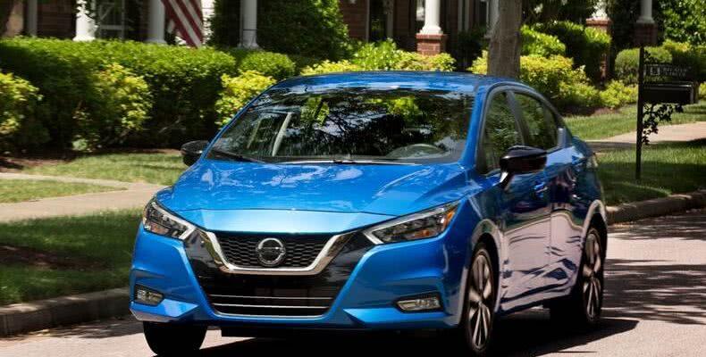 Nissan Versa PCD 2022