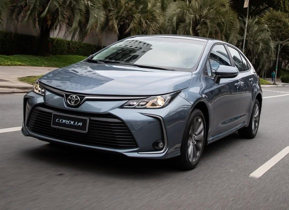 Toyota Corolla PCD 2022