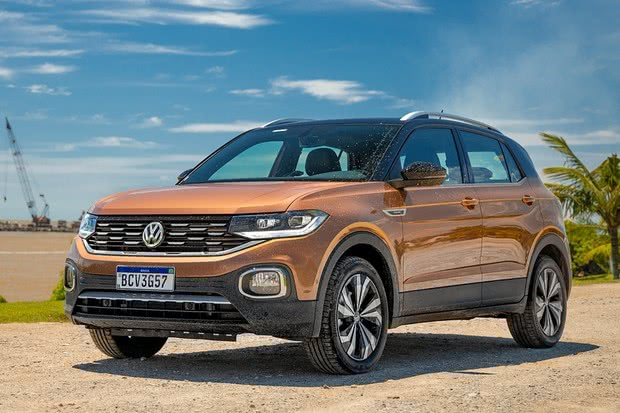 VW T-Cross PCD 2022