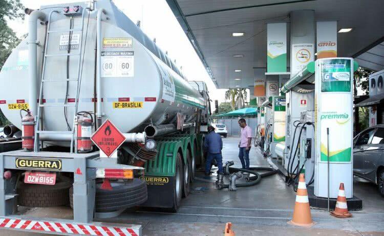 Combustível terá novo aumento