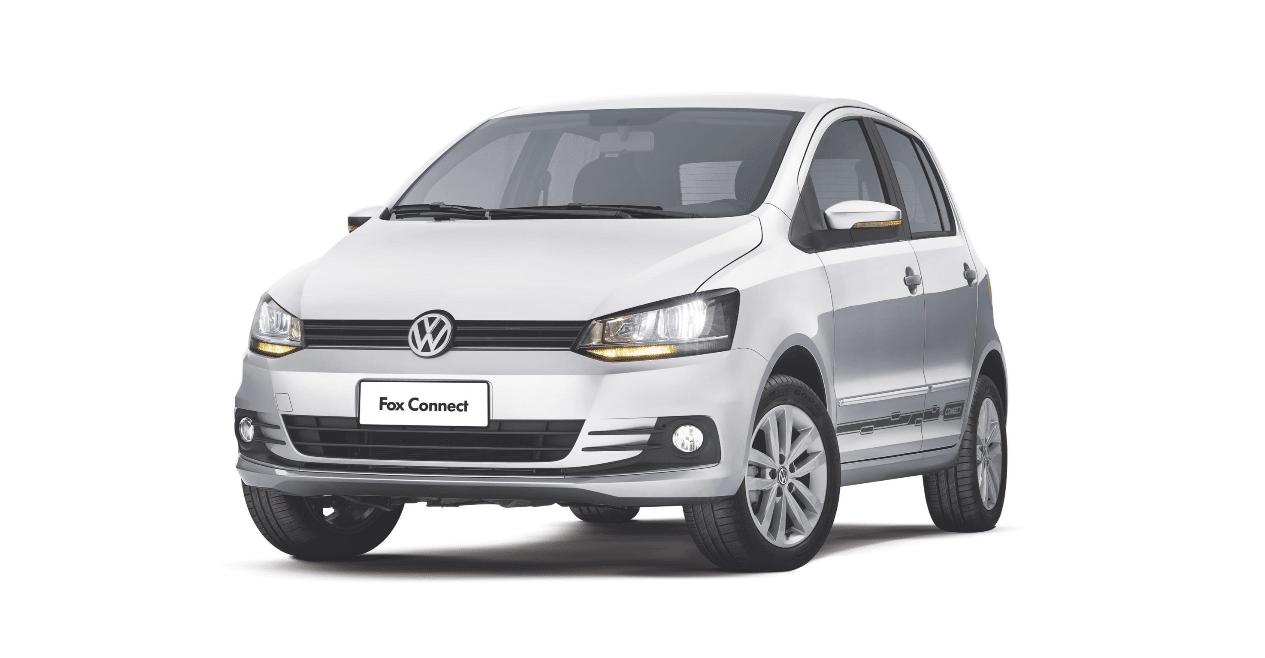 Volkswagen Fox 1.6 Connect 2019