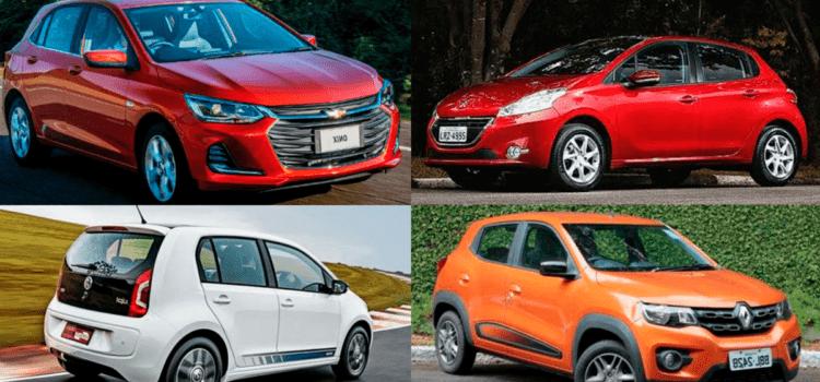 carros mais vendidos em setembro 2021