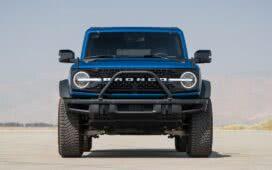 Ford Bronco confirmado