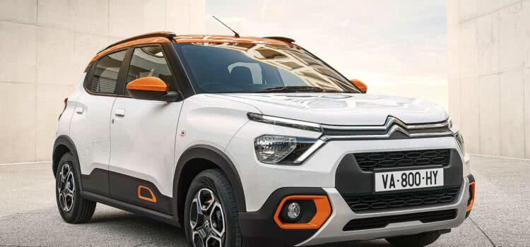 Novo Citroën C3 2023 será feito no Brasil