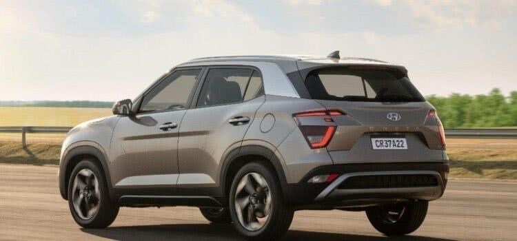 Hyundai reajusta preços do Creta