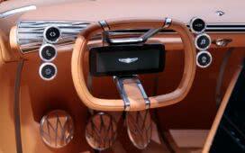 montadora Hyundai registrar a patente de um volante
